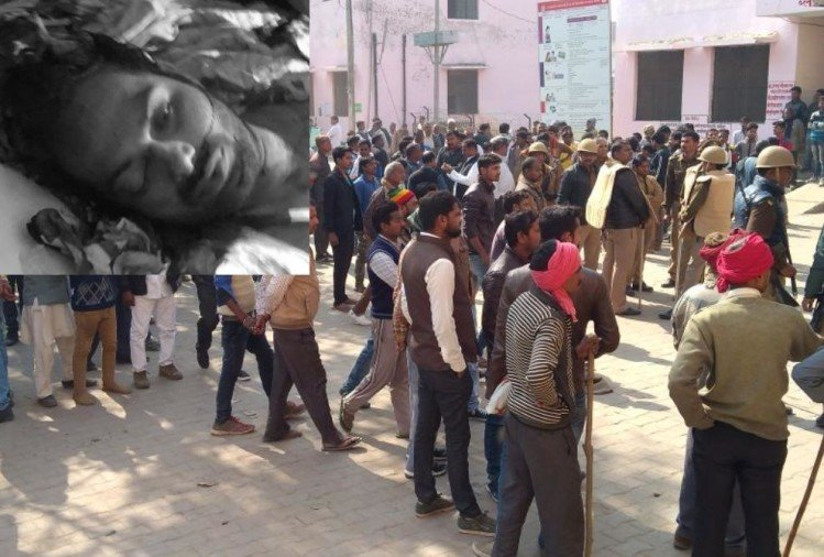 one killed in shootout at amethi