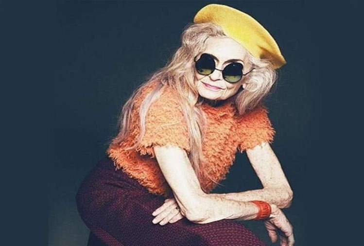 worlds most famous grandmas doing modeling even at the age of 90
