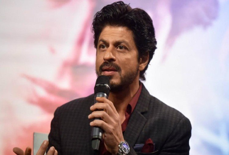 shahrukh khan reveals why bollywood silent during  protest against padmaavat