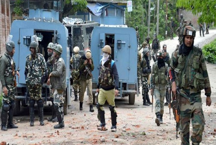 Shopian firing: The army justified