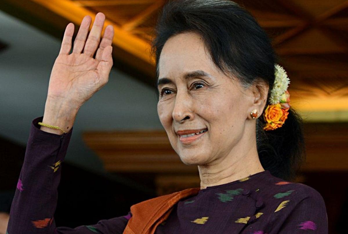 Myanmar Leader Aung San Suu Kyi And Other Senior Figures From The Ruling  Party Were Detained In A Raid - म्यांमार: सत्ता पक्ष की नेता आंग सान सू की  को सेना ने