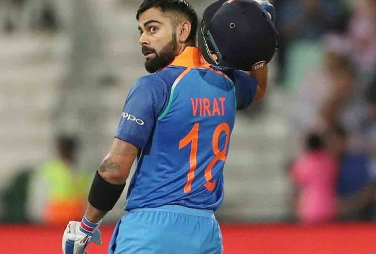 Kohli's scored his first century against South Africa in Durban. (AFP)