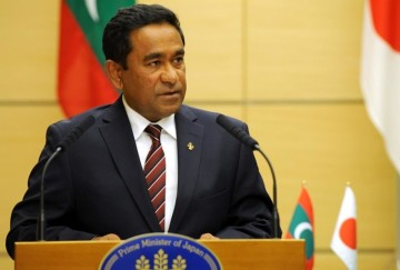 US worried about emergency in Maldives and said must be follow law