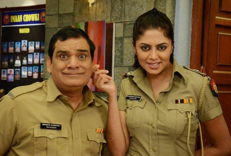 kavita kaushik famous comedy show fir is back