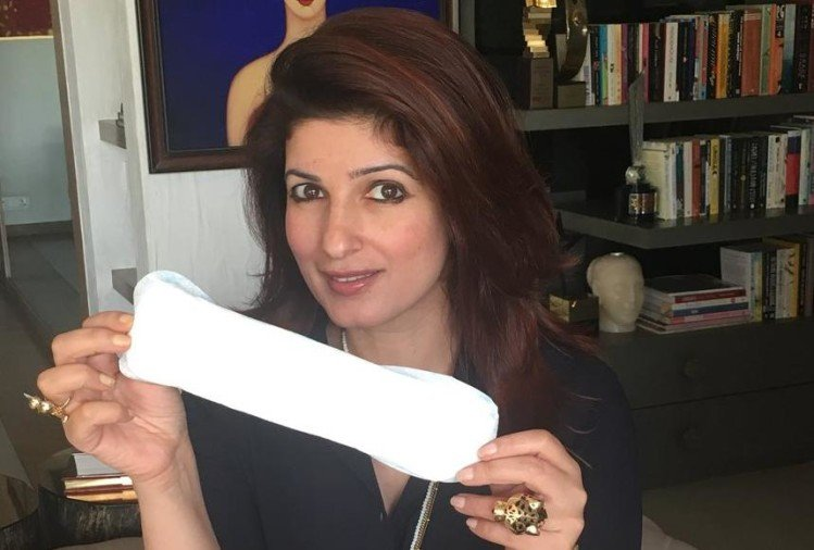 After menstrual hygiene in Padman, Twinkle Khanna wants to work on reproductive rights of women