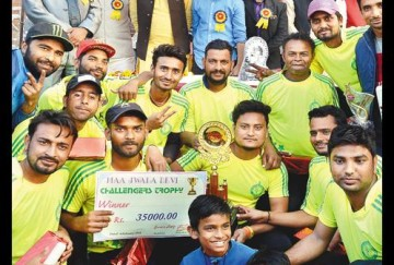 Amit Brothers team wins in final
