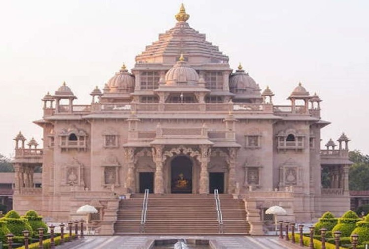 World's first temple, where iron will not be used in rajasthan