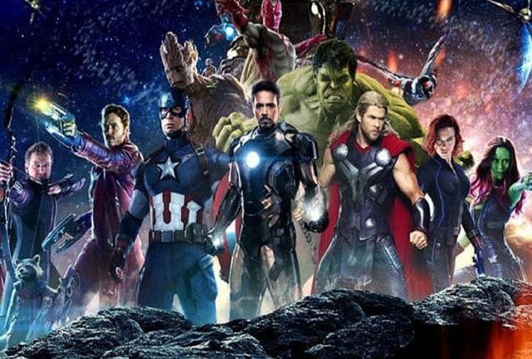 avenger infinity war trailer in hindi