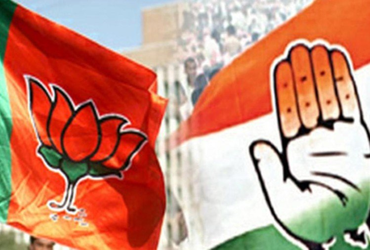 bjp targeting Traditional Congress voters to win tripura assembly election