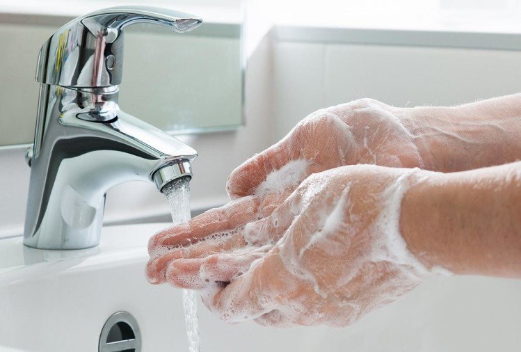coronavirus tips frequently washing hands causes dry hand try these tips to rehydrating