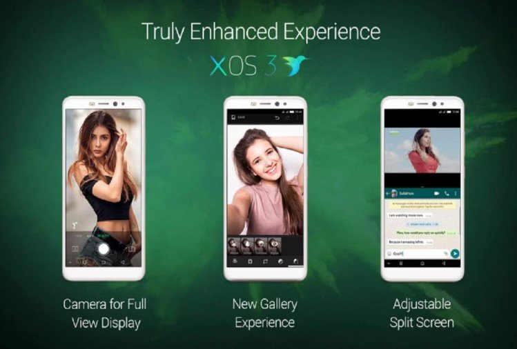 Infinix Hot S3 launched in India With 20 Megapixel Selfie Camera at Rs 8999