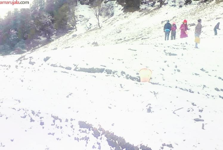 fresh snowfall recorder in himachal pradesh