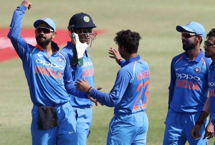 Team India set new record of consistently winning nine bilateral series