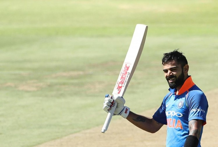 india vs south africa virat kohli creates these five records in cape town odi