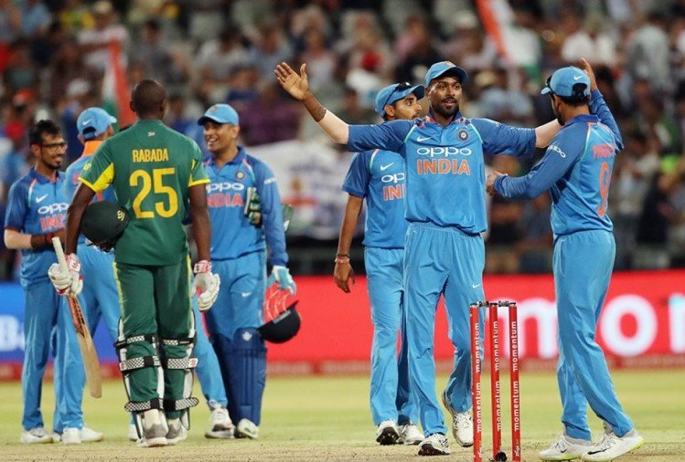 these five players are hero of team india in third odi against south africa