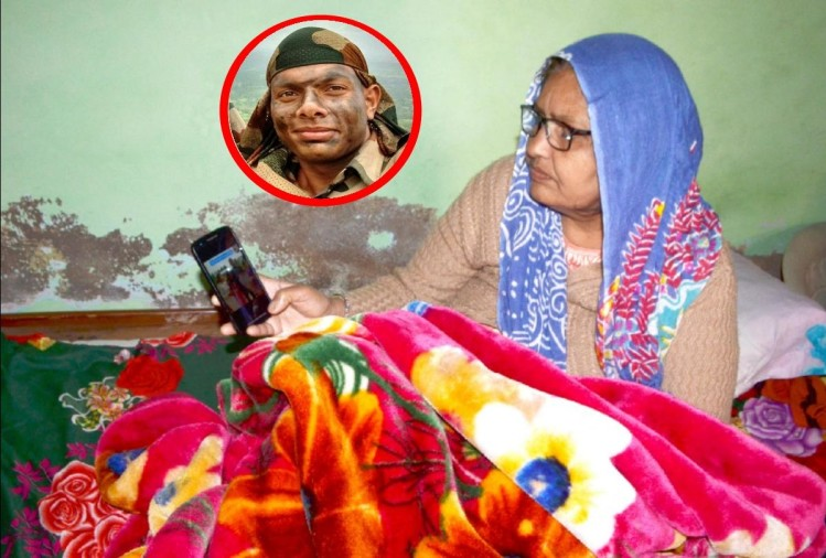 martyr kapil kundu mother is unhappy with cm manohar lal khattar and his government and mps