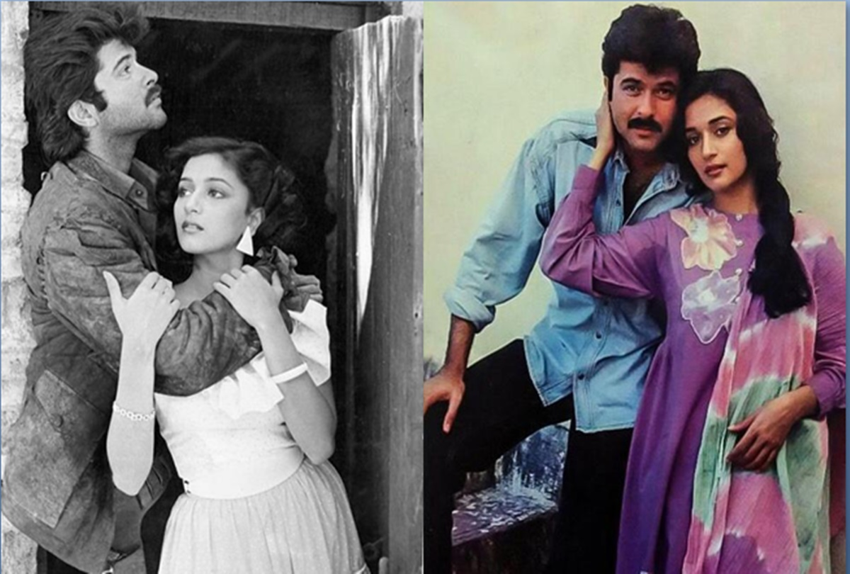 Truth Of Madhuri Dixit And Anil Kapoor Love Story On Valentine ...