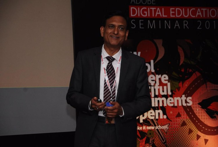Graphic Era University Representated in Adobe India Education Seminar 2018
