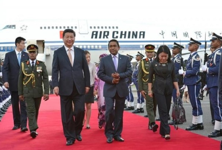 Changes in the attitude of China on Maldives, interested in negotiations