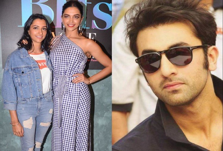 Deepika Padukone younger sister Anisha wants to date with Ranbir Kapoor