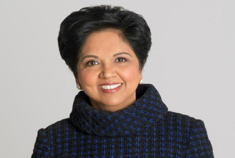 pepsico ceo indira nooyi to get game changer award