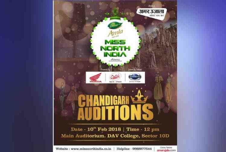 miss north india princess contest auditions in chandigarh