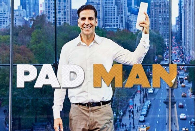 film Review Of akshay kumar starring Padman