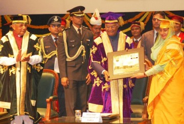 President Ramnath Kovind in NIFTM Convocation In Sonipat