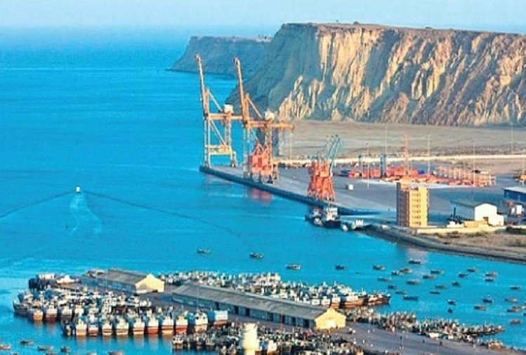 China concerns over the possibility of massive earthquake on Gwadar port of Balochistan