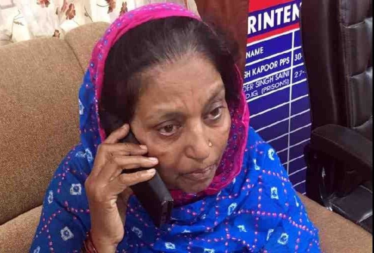 pakistani lady nasreen bano prisoned in indian jail