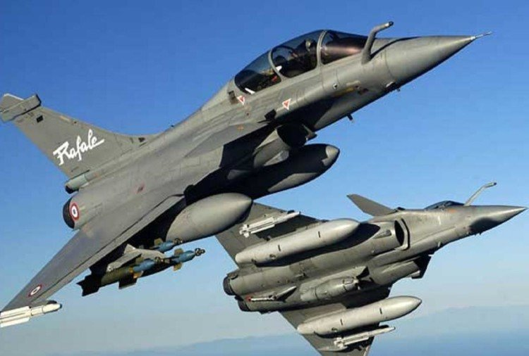 Rafale fighter jet deal with France based company says reliance defence