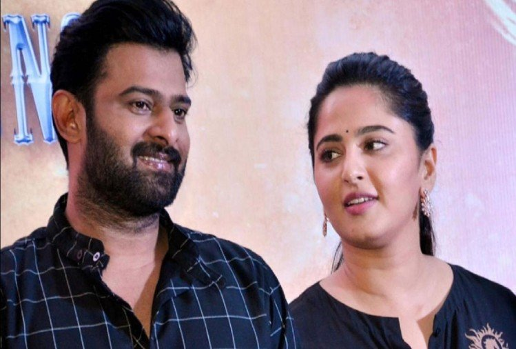 Anushka and Prabhas