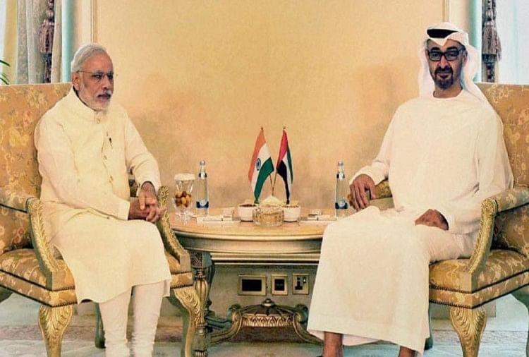 Image result for भारत और यूएई के बीच पांच समझौतों पर हस्ताक्षर