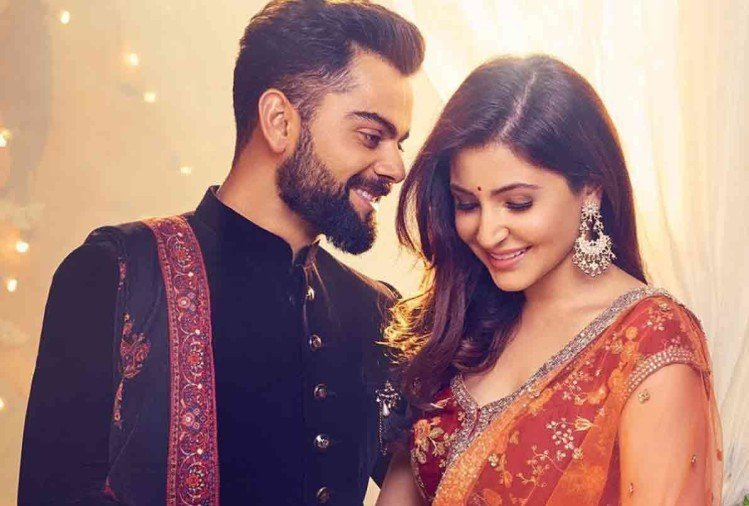 anushka sharma say no to virat kohli for her film pari