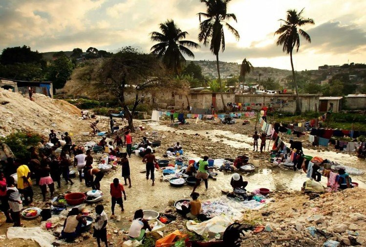 UK Reviews Oxfam relationship After physical Abuse Scandal in Haiti