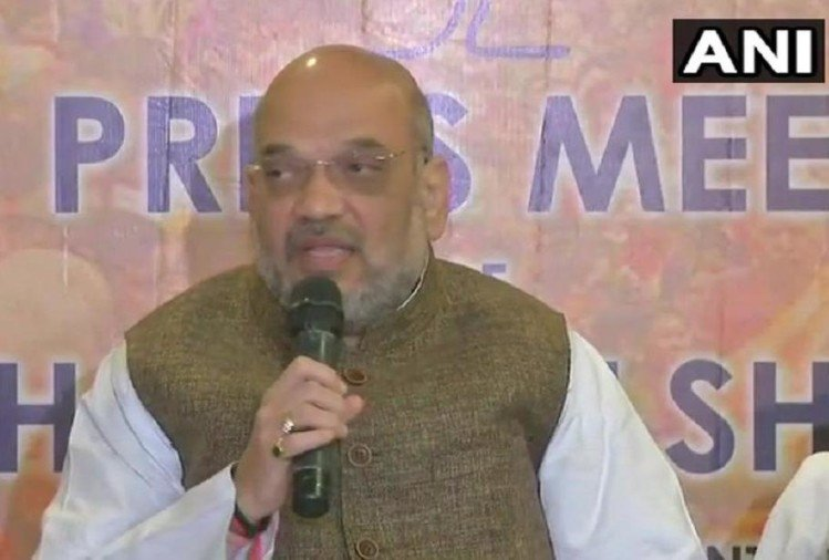 Amit Shah Said In Tripura we will make BJP Government in state