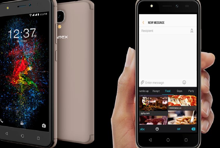 Intex Aqua Lions T1 Lite launched in India at Rs 4,449, Know features