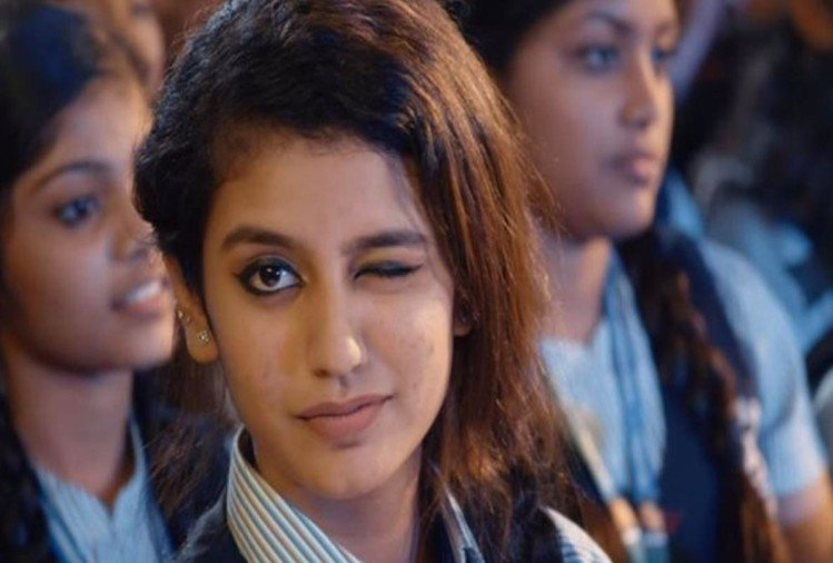 now priya prakash is going to famous in pakistan