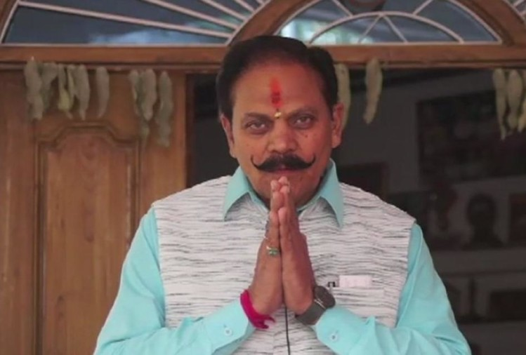 Former BJP MLA said, one hour Hanuman chalisa will be able to overcome the problems of farmers