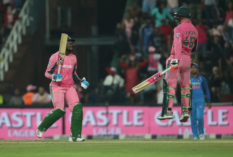 Andile Phehlukwayo released game plan against indian spinners in fifth odi