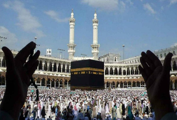 Mansur did 33 times Haj and 10 times Umra, then expressed his wish to go Haj