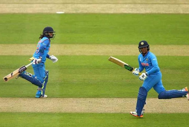 indian women team beat south africa by seven wickets in first t20