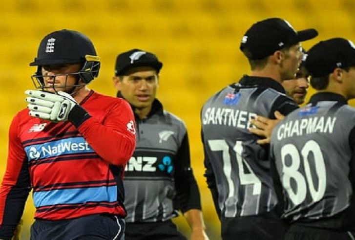 new zealand beats england by 12 run in wellington t20
