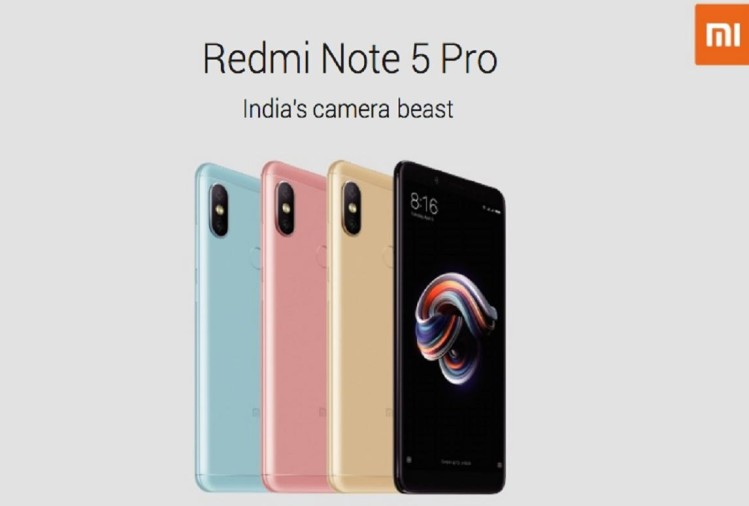 Xiaomi Redmi Note 5 Pro Will Be World's First Snapdragon 636 SoC Smartphone