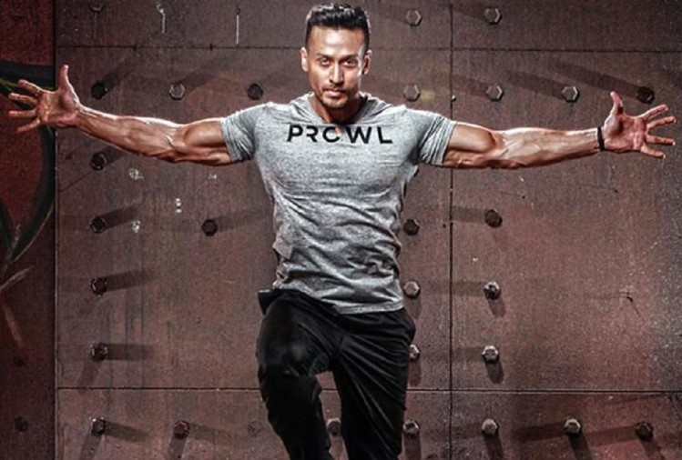 Tiger shroff launches his active lifestyle brand Prowl