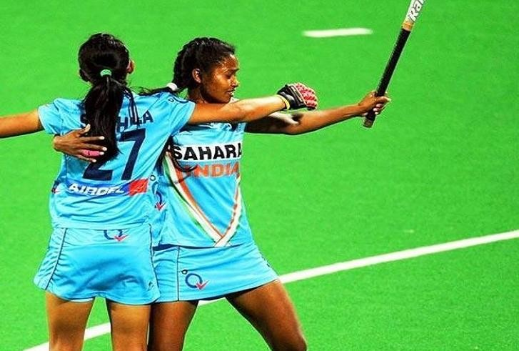 Indian women's hockey team focus on speed and agility