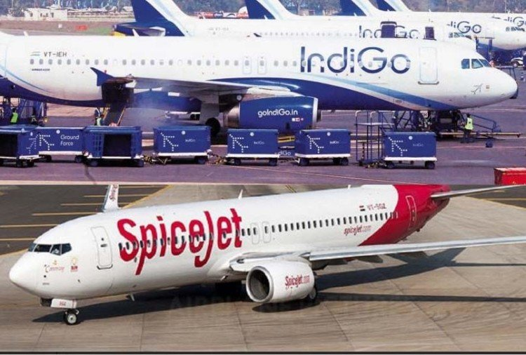 Indigo and SpiceJet will operate now from terminal two of IGI airport