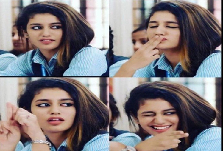 Here are unseen pictures of Priya Prakash varrier
