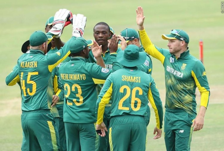 Kagiso Rabada found guilty of breaching the ICC Players Conduct for Dhawan send-off