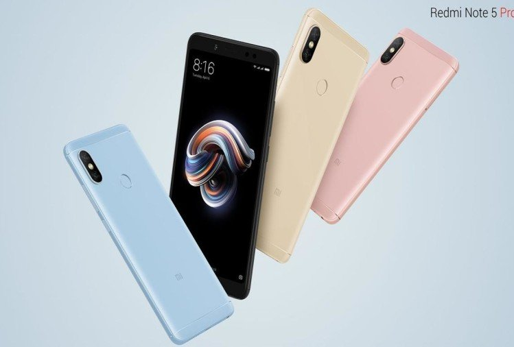 Xiaomi Redmi Note 5 and Redmi Note 5 Pro Launched in India, Know price and specifictions
